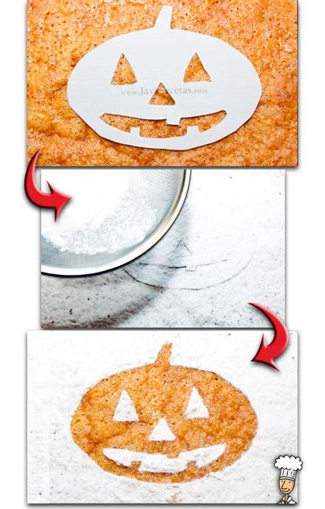 bizcocho para decorar como decorar un bizcocho halloween javi recetas