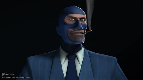 the spy sfm poster meet the spy blu by patrickjr on