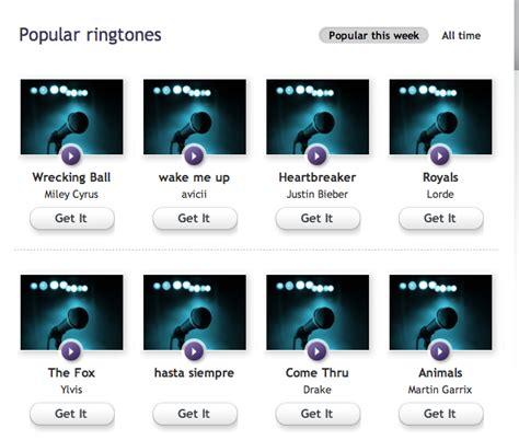 apple ringtone apple iphone ringtones download free hunter