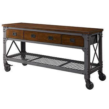 costco tool bench really like this style for furniture for the house whalen