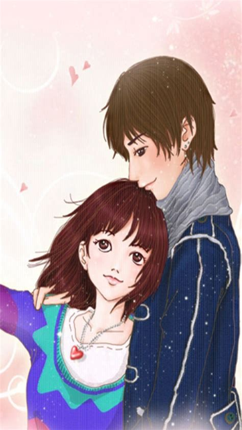 cartoon couple wallpaper hd download pin cute couple wallpapers download on pinterest