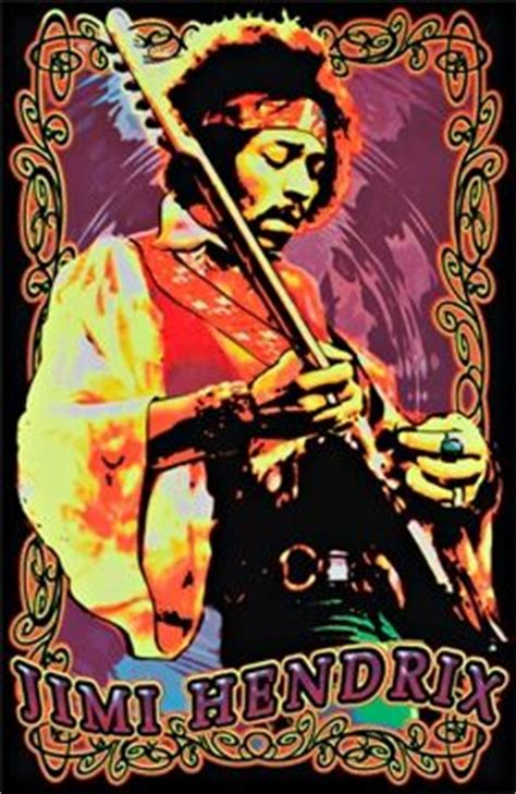 Kaos Fangkeh Big And Jimi Voodoo Child Psychedelic Rock jimi appeared on hastings pier in 1967 if that s not a big enough reason to relaunch