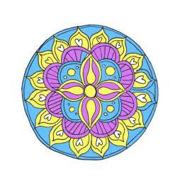 Relax with a free mandala drawing tutorial and grown up coloring pages