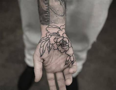 tattoo on palm of hand best 25 stomach tattoos ideas on