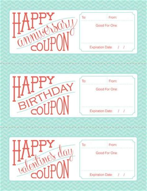 free downloadable fillable printable gift coupon for