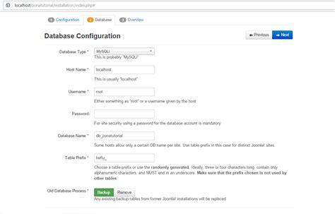 tutorial for joomla 3 3 tutorial instal joomla 3 3 di localhost menggunakan xampp