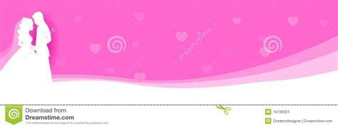 Wedding Web Banner by Wedding Web Header Banner Stock Vector Illustration Of