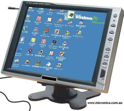 Touchscreen Ts Asiafone Af9909 1 monitores plasma y lcd noviembre 2011
