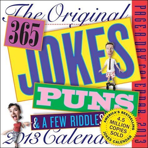joke a day desk calendar jokes puns riddles desk calendar the calendar for