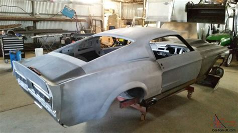 67 eleanor mustang for sale 67 fastback rhd eleanor gt500 mustang unfinished project