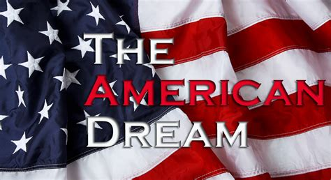 American Dream Sweepstakes - what is at the heart of the american dream power marketing
