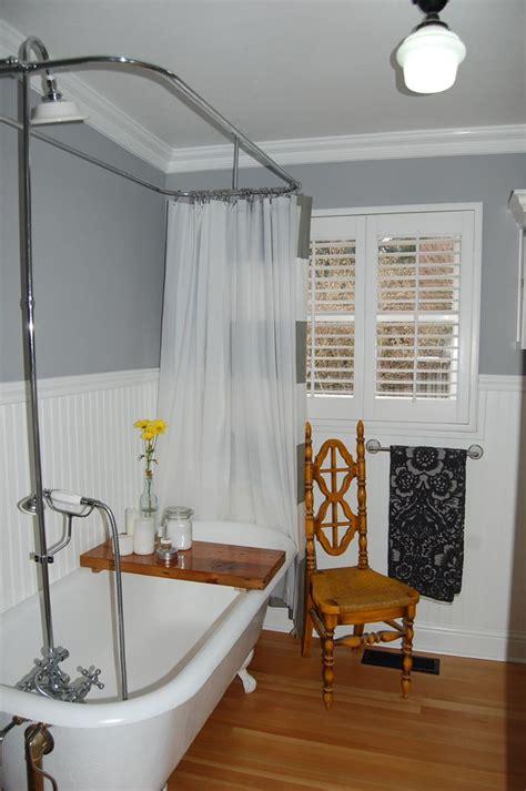 clawfoot tub shower curtain ideas 25 best ideas about clawfoot tub shower on pinterest