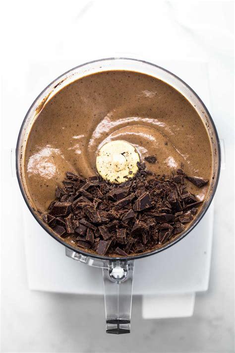 membuat ice cream dengan food processor chocolate banana naturally sweet ice cream recipe pinch