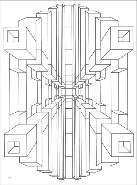 coloring pages illusions optical illusion coloring pages printable enjoy coloring