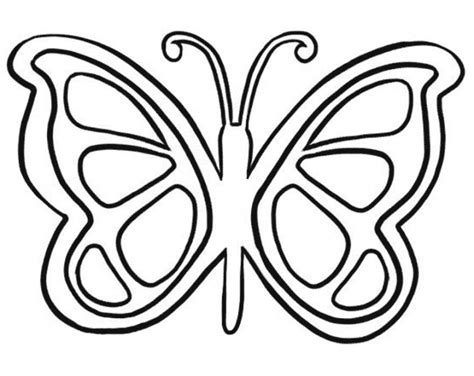 free printable butterfly coloring pages 7347 718 215 757