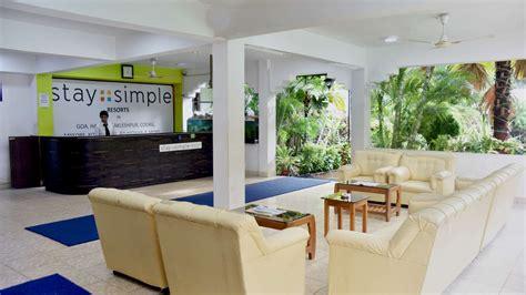 Stay Simple stay simple peninsula resort calangute goa resort