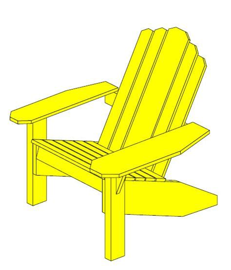 Adirondack Stool Plans by Adirondack Chair Footstool And Table Plans Woodwork City Free Woodworking Plans