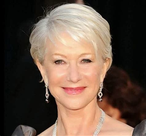 older actresses with dark hair timeless short hairstyles for women over 50 circletrest