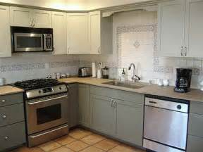 Kitchen Cabinet Painting Color Ideas by Kitchen Kitchen Cabinet Paint Colors With Gray Theme