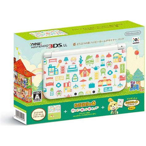 happy home designer 3ds cheats new nintendo 3ds ll doubutsu no mori happy home designer