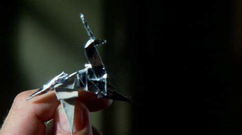 origami blade runner back to blade runner news the official website