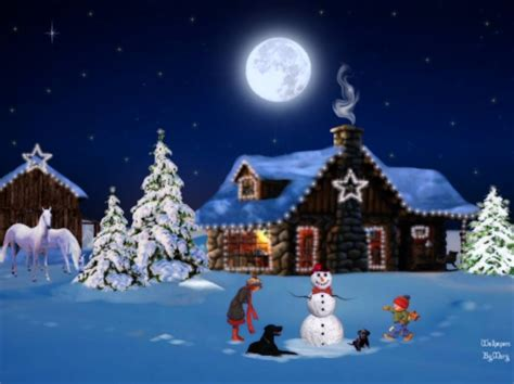 desktop nexus christmas winter an fashioned winter nature background wallpapers on desktop nexus image 1236788