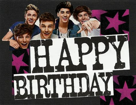printable birthday cards one direction etsy your place to buy and sell all things handmade