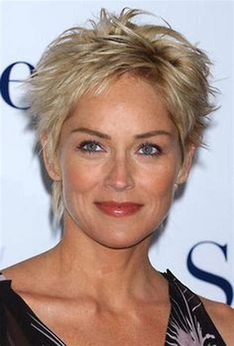 haircuts for women over 50 not celeb celebrity short hairstyles for women over 50