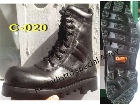 Sepatu Pdl Delta Army 301 moved permanently