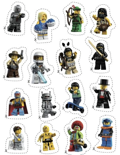 printable lego stickers 1000 images about lego geburtstagsparty on pinterest