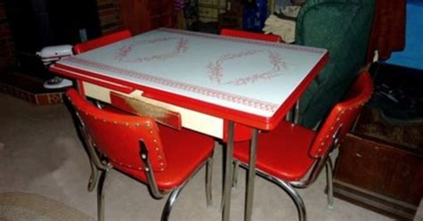 vintage metal kitchen table rapflava