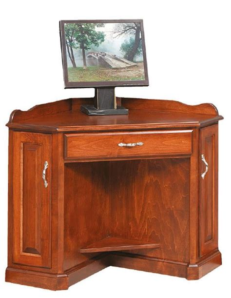 Amish Computer Armoire by Amish Corner Computer Armoire