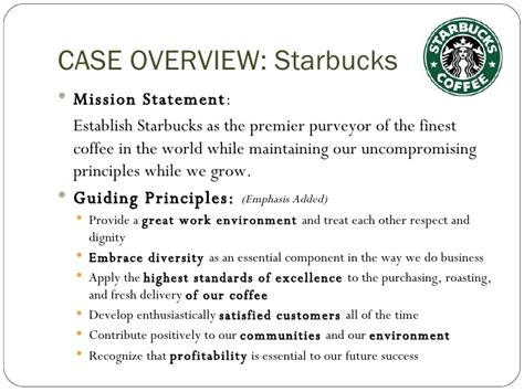 Starbucks   Corporate Affairs