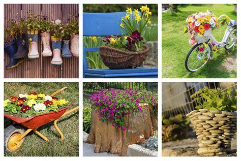 imagenes de jardines reciclados 9 macetas recicladas que pod 233 s hacer vos misma imujer