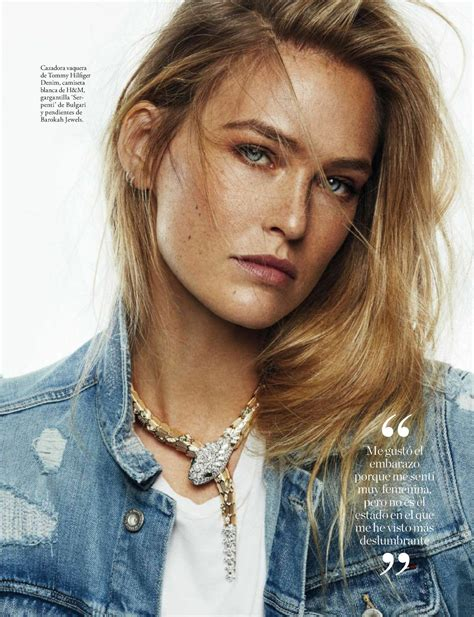 bar refaeli bar refaeli magazine spain march 2017 issue