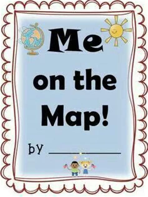 me on the map me on the map printables teach social sciences history