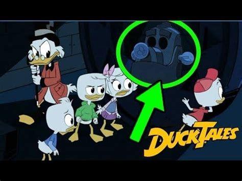 ducktales 15 hidden easter eggs & secrets you missed in