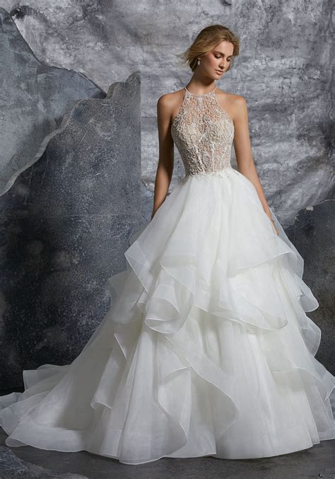 Wedding Gown Styles by Kali Wedding Dress Style 8202 Morilee