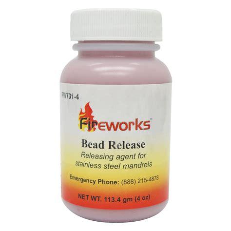 bead release fireworks bead release