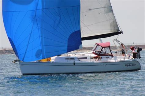 hunter boats review perry design review hunter vision 36 boats
