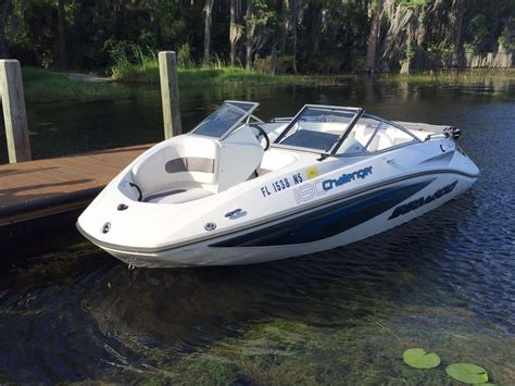 2008 seadoo challenger sea doo challenger 180 boat for sale from usa