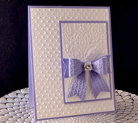Handmade Cards Using Ribbon - paper bow bday ccard by jasonw1 cards and paper crafts
