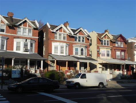 Philly House With Three Floors by Possibly Historic Home Being Renovated In West Philly Next