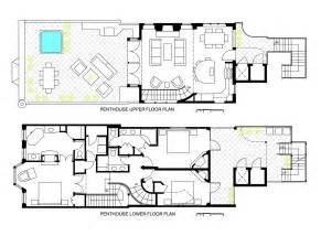 floor plan of the penthouse 3 floors pictures to pin on aqua at pelican isle