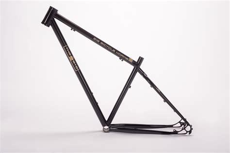 Handmade Steel Bike Frames - 313 bicycle works custom steel bike frames handmade in
