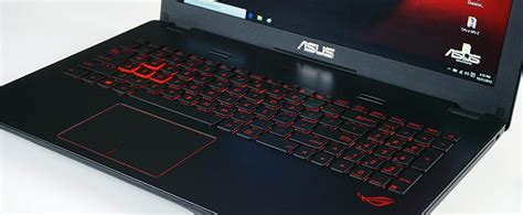 Murah Touchpad For Laptop Asus Gaming Rog Gl552 Gl552jx Mostrack34 asus rog gl552vw review skylake multimedia 15 incher