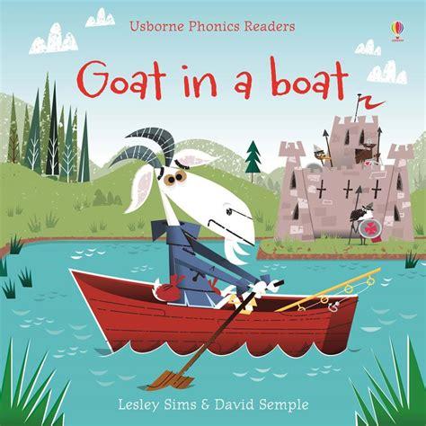 goat in a boat at usborne children s books - In A Boat