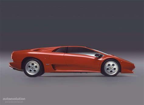 Lamborghini Diablo Horsepower Lamborghini Diablo Specs 1990 1991 1992 1993 1994