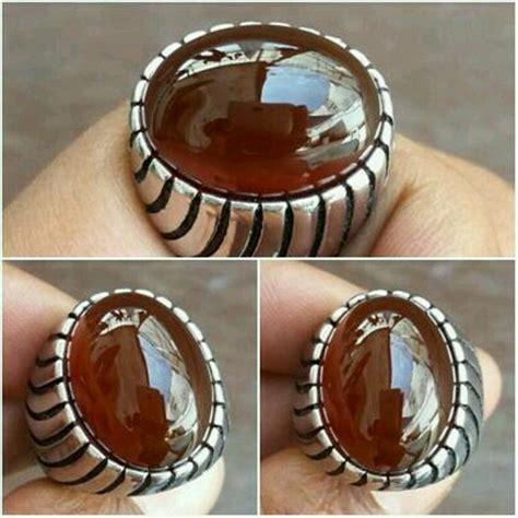 harga jual harga cincin batu akik titanium jual batu