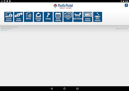 Forum Credit Union Payment pacific postal credit union android apps on play